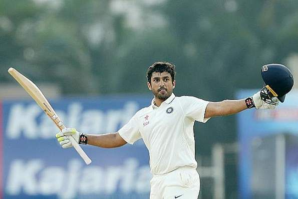 Karun Nair converted his maiden century into a triple century against England on Monday becoming the second Indian after Virender Sehwag in the triple-centurion club.   #CRICKET NEWS #SPORTS