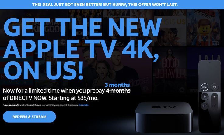 DirecTV Now Sweetens Deal Prepay Three Months of Service