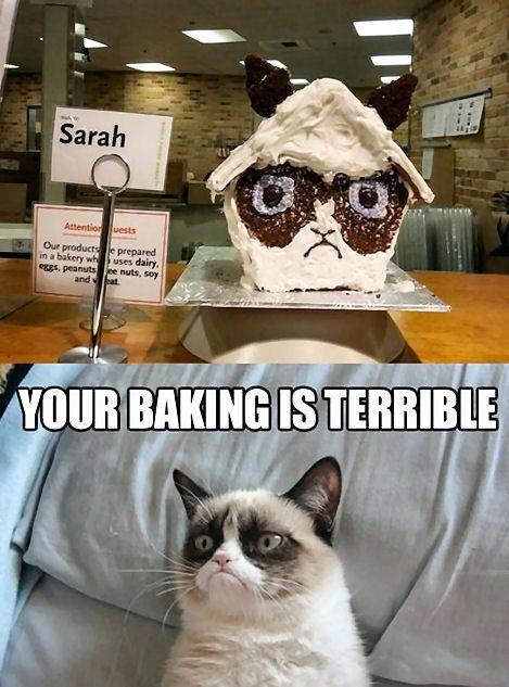 Tard cake