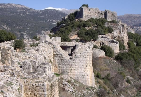 Nimrod Castle in the Galilee. I need to go back.