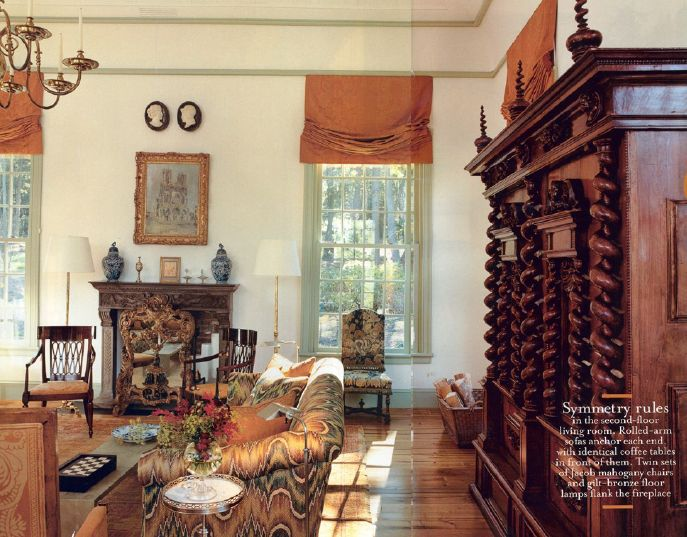 Robert Couturier ~ His CT Home