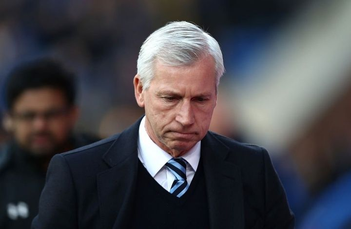Today Crystal Palace F.C. have announced the dismissal of their manager Alan Pardew. Statement From Alan Pardew I would just  Source