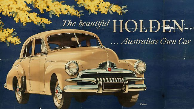 old Holden. A classic Aussie icon.