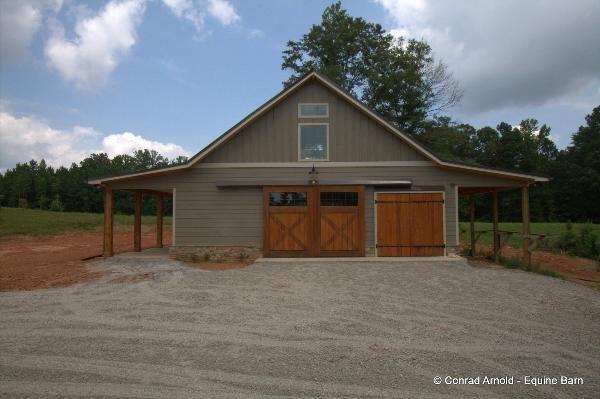 Barn Plans - Design Floor Plan
