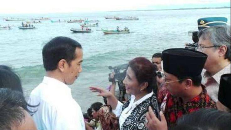 Tekad Menteri Susi Industri Perikanan Indonesia Harus Nomor Satu di Asia - Harian Terbit