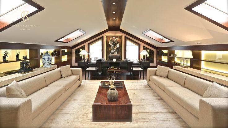 M.U. LEVENT OFİSİ 2012 | Kerim Çarmıklı İç Mimarlık Ofisi | İç Mimari Proje#office design