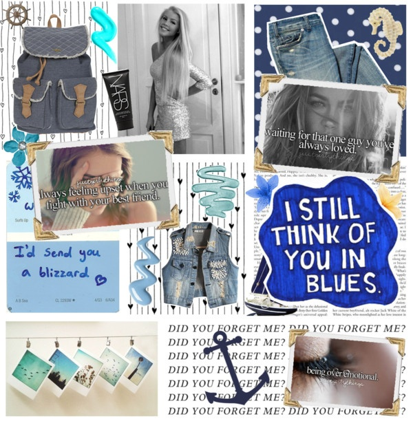 """""""{OO4} i should've said no, should've gone home, should've thought twice before i let it all go."""" by lindsaygirl18 ❤ liked on Polyvore"""