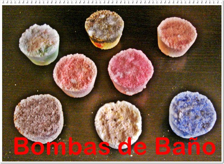 Bombas de ba o artesanas handmade hechasamano - Bombas de bano primor ...