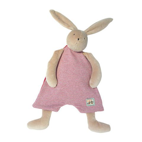 Sylvain the Rabbit Baby Comforter from Moulin Roty