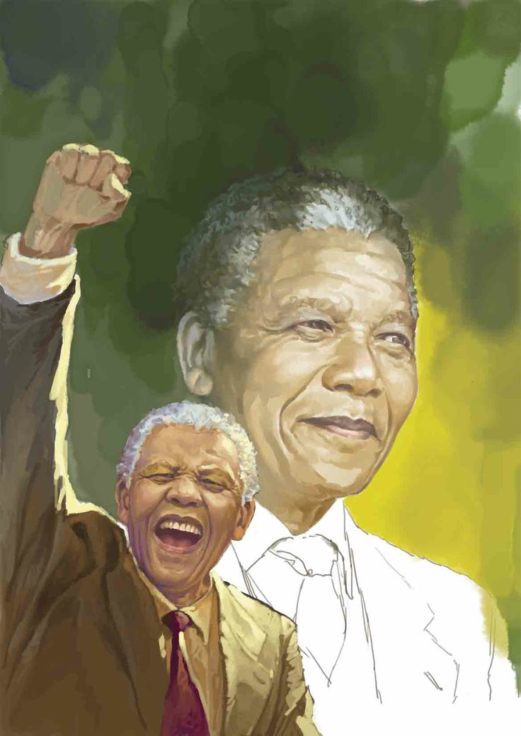"""""""For to be free is not merely to cast off one's chains, but to live in a way that respects and enhances the freedom of others.""""                                                                                    - Nelson  Mandela"""