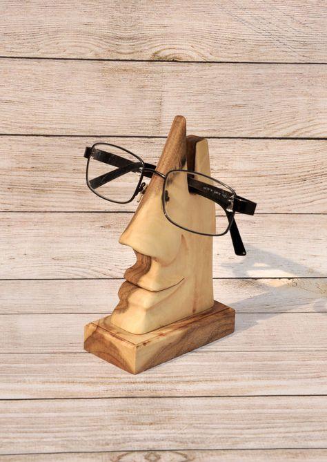 Soporte decorativo hecho a mano gafas por NilaDolss en Etsy