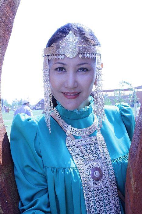 Yakut beauty