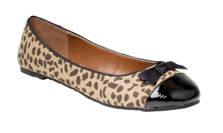 Name: Leopard Ballet  Item Number: 2621455099  Price: £20  Size Range: 3-8