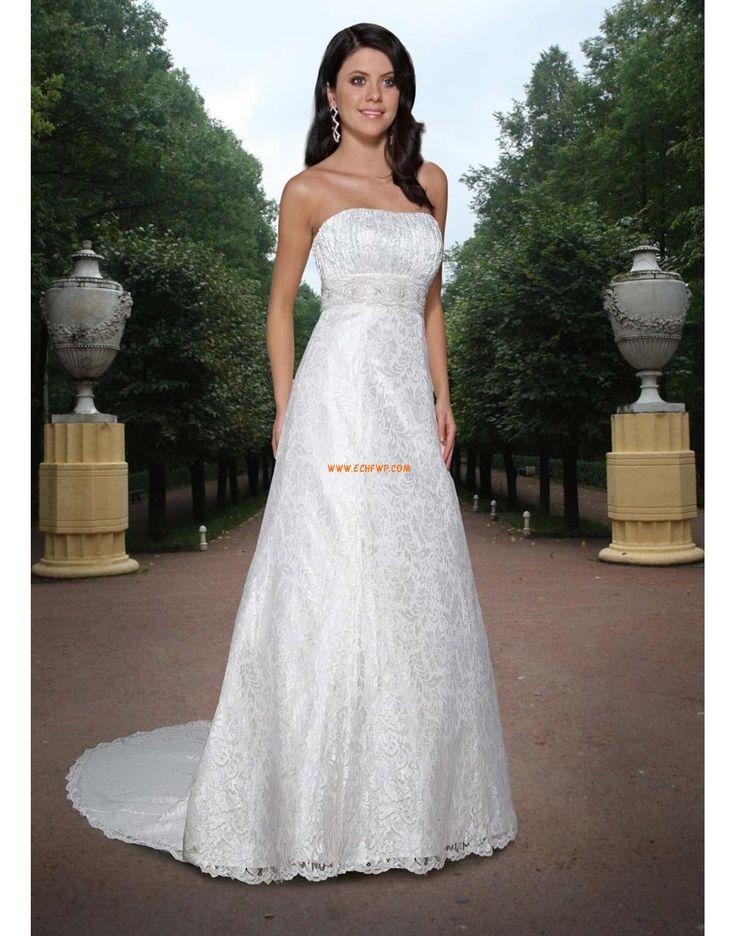 Glittra & Skin Elegant & Lyxig Ärmlös Bröllopsklänningar 2014