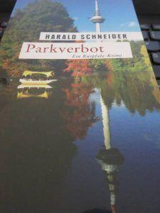 Schneider, Harald: Parkverbot - Carmens Buecherkabinett