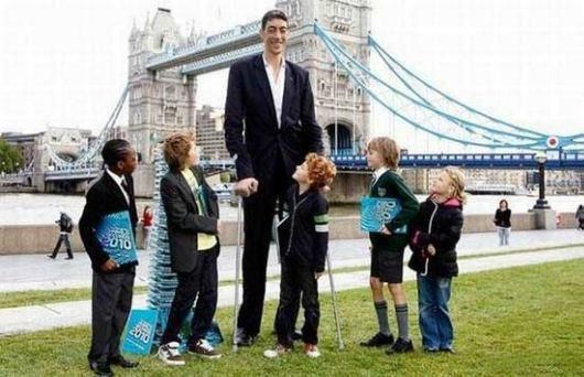 Sultan Kösen - Tallest Living People in the world