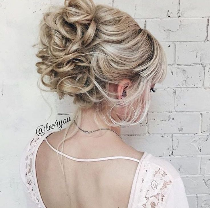 Updo with bangs                                                                                                                                                                                 More