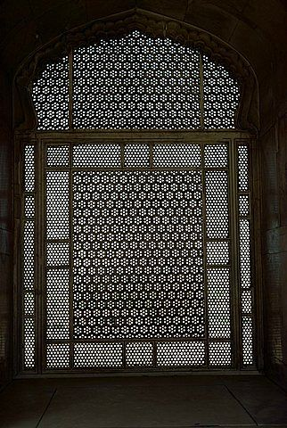 Window detail jali fort and citadel lahore pakistan for Window design pakistan