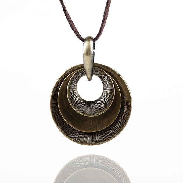Kesia Metal Pendant Necklace www.evcostudio.online Fashion Jewelry Tribal Jewelry Ethnic Necklace Long Necklace Sweater Necklace Ethnic Jewelry Tribal Jewellery