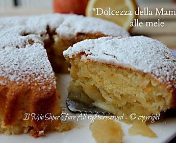 Soft cake with apples | Plumcake sofficissimo alle mele ricetta facile | Il Mio Saper Fare