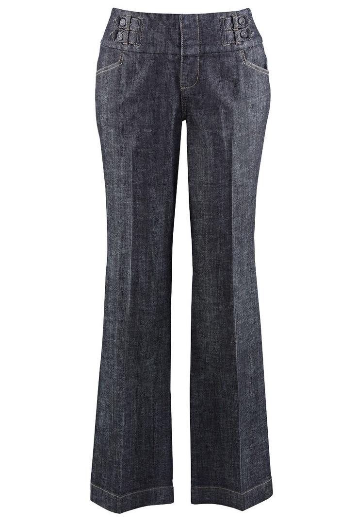 Double Tab Trouser Jean