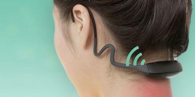 ALEX, un gadget para el cuello que evita contracturas http://j.mp/1PzzIvN |  #Alex, #Gadgets, #Kickstarter, #Noticias, #Salud, #Tecnología