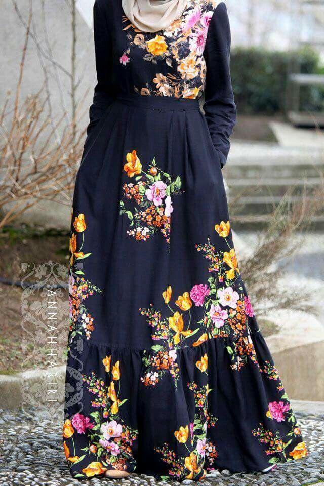 69 best Abayas images on Pinterest | Hijab styles, Muslim fashion ...