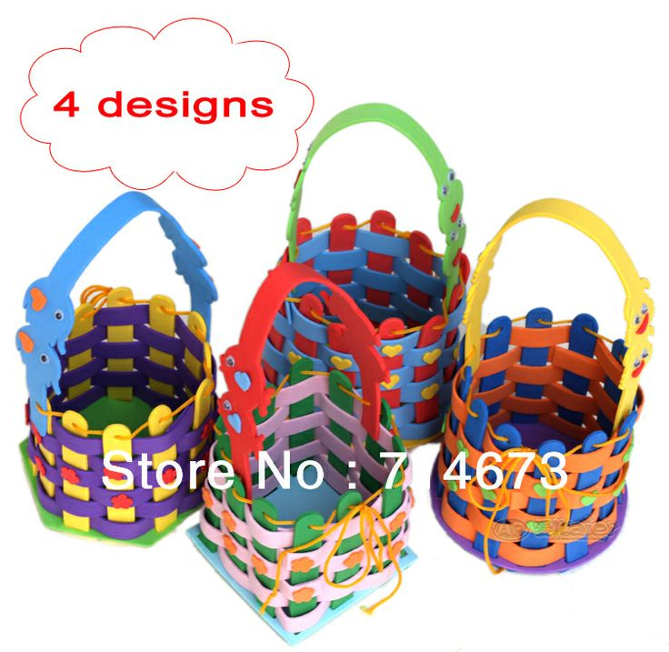 Handmade Basket Kits : Best images about bolsos y canastas on