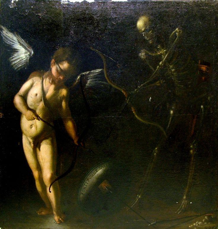 Giovanni Battista Caracciolo O amor e a morte