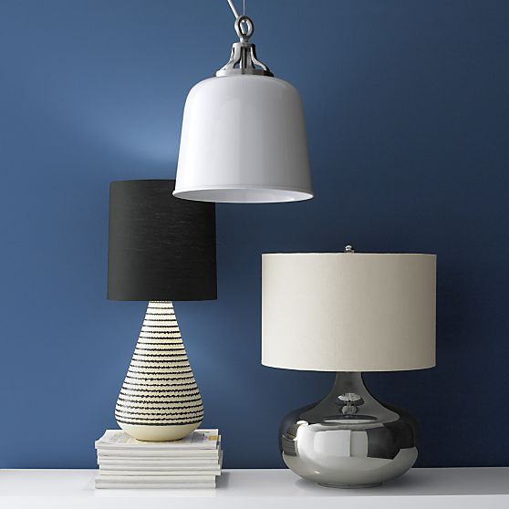 17 Best images about Home Lighting – Crate and Barrel Desk Lamp