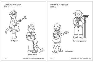 Community Helpers Set 2