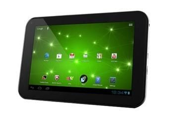 /** Priceshoppers.fr **/ Tablette tactile Toshiba AT270-100