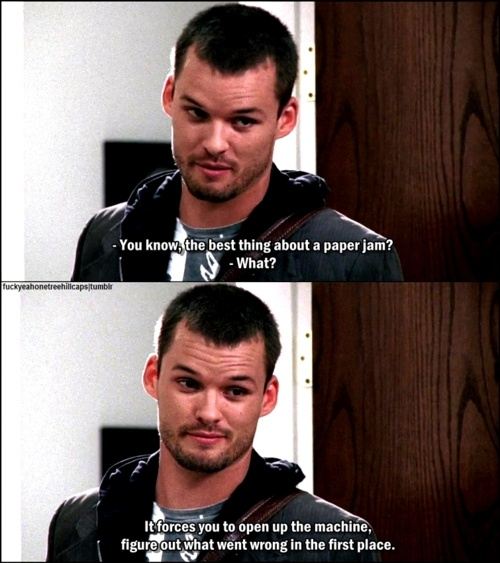 One Tree Hill 6x09 Sympathy For the Devil