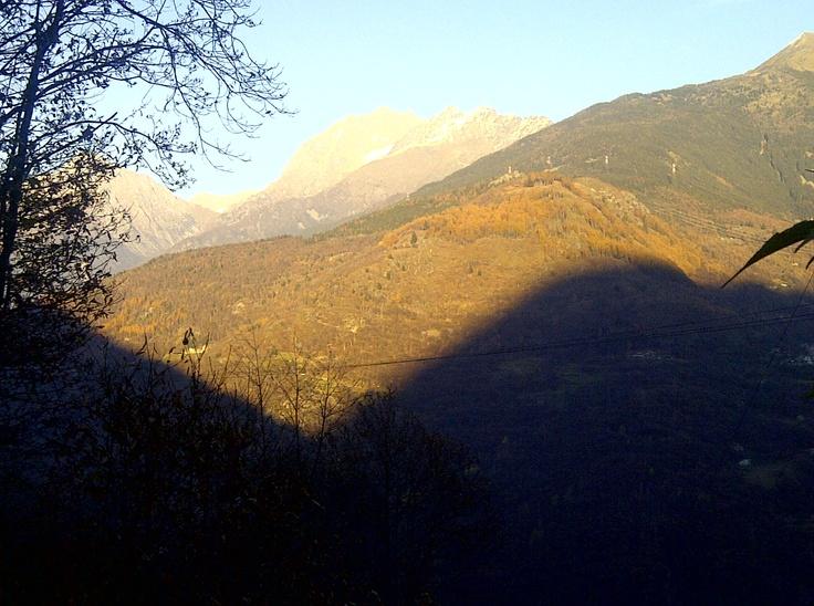 Valle Camonica Mountains - Italy