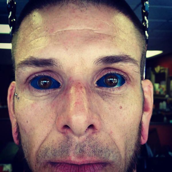 23 Eyeball Tattoos for People Who Love Extreme Body Mods