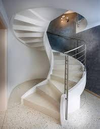 resultado de imagen para escaleras circulares de hormigon