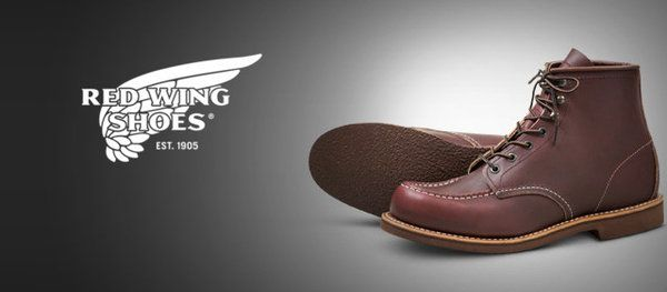 Red wing shoes boots clearance sale
