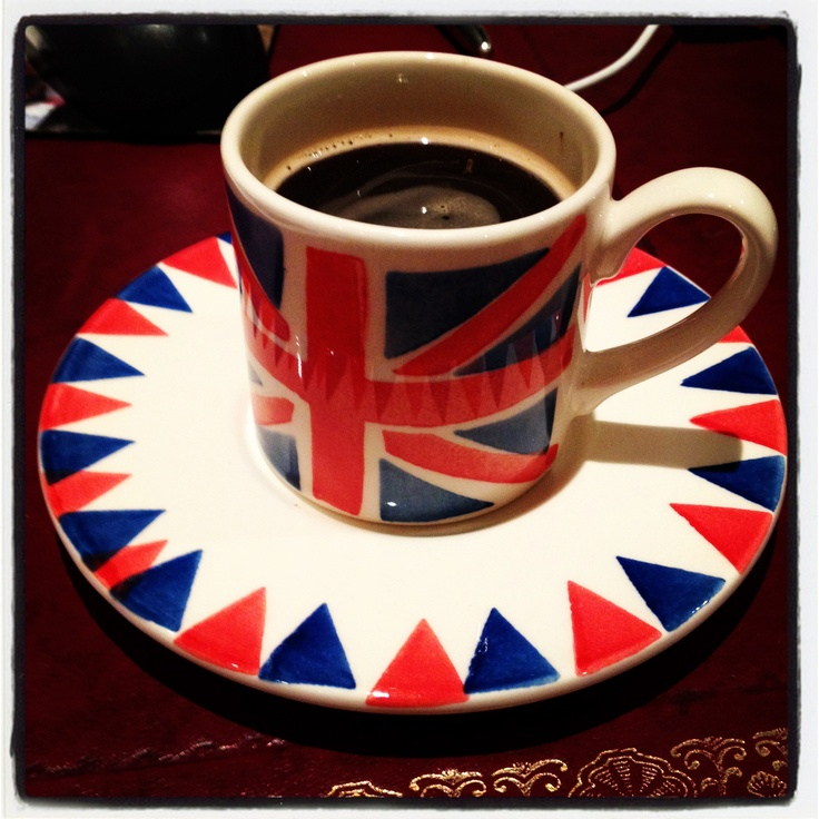 Team GB Coffee Cup