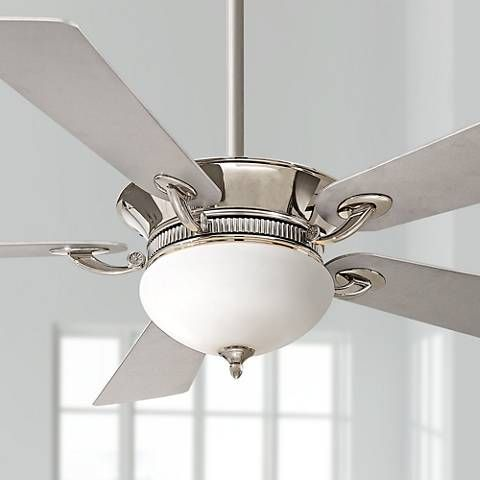 1000 best ceiling fans images on pinterest blankets ceilings and 52 minka aire delano polished nickel ceiling fan 3k283 lamps plus aloadofball Image collections