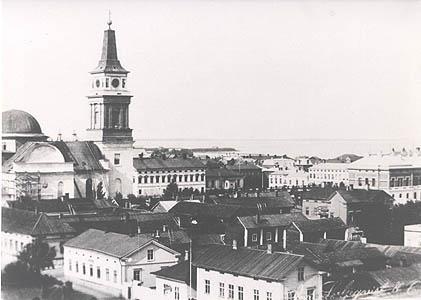 Oulu - Year 1889