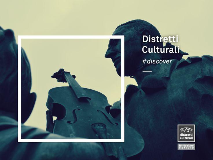 Scopriamo nell'artigianato musicale i semi di una nuova tradizione. #discover #distretticulturali #Cremona