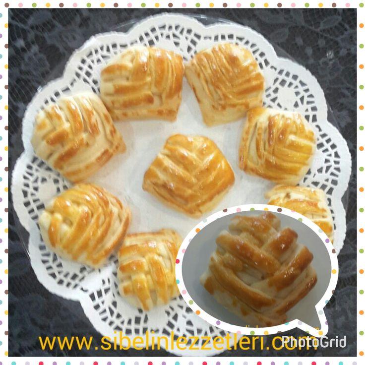Patatesli Çapraz Poğaçalar