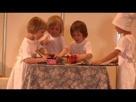 Vánoční besídka - Motýlci - MŠ Jižní 17.12.2015 (3) - YouTube