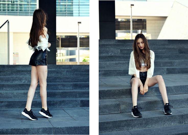 #fashion #sporty #nike #ck #calvinklein #legs