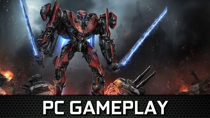 MechRunner | Gameplay PC