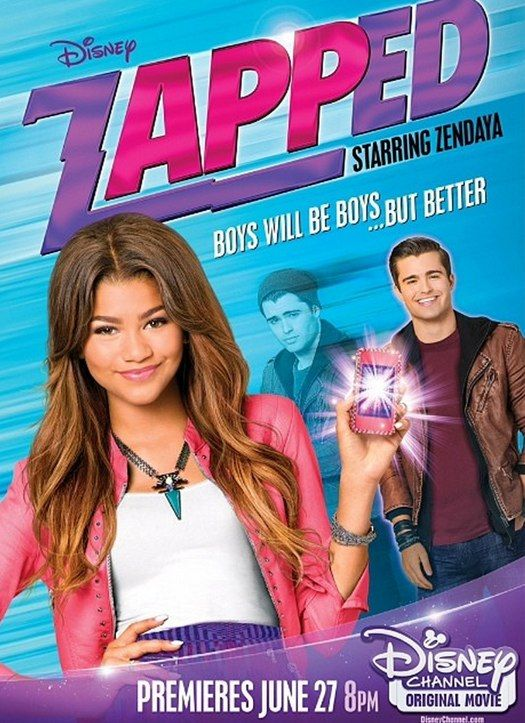 "Zendaya Coleman ""Too Much"" music video from the Disney Channel Original Movie ""Zapped"""