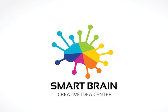 Smart Brain by Super Pig Shop on @creativemarket