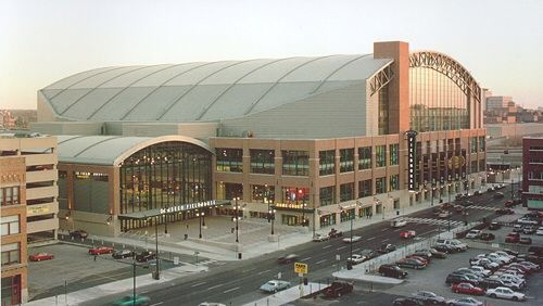Bankers Life Fieldhouse, Indiana Pacers