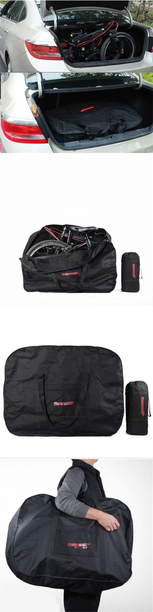856 Best Bicycle Transport Cases And Bags 177835 Images On Pinterest Topeak Tourguide Handlebar Bag Dx 20 Inch Folding Mountain Bike Carry Travel