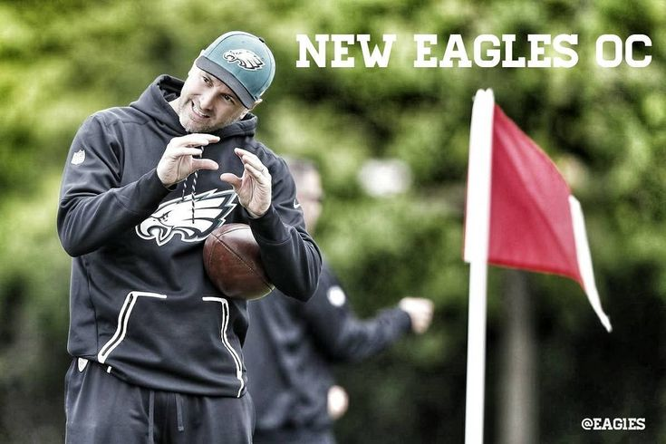 BREAKING: Eagles promote WR coach Mike Groh to the Offensive Coordinator position. He's had some experience at QB coach before he joined the Eagles and our recievers have made a big jump since last season. The Eagles interviewed RB coach Duce Staley but he will remain in his current role. ___________________________________________  Follow @eag1es for more content _________________________________________ #eag1es #PhiladelphiaEagles #Eagles #Philly #PhillySports #FlyEaglesFly #EaglesNation…